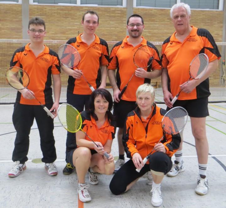 1. Mannschaft schafft den Aufstieg in die Landesliga 1