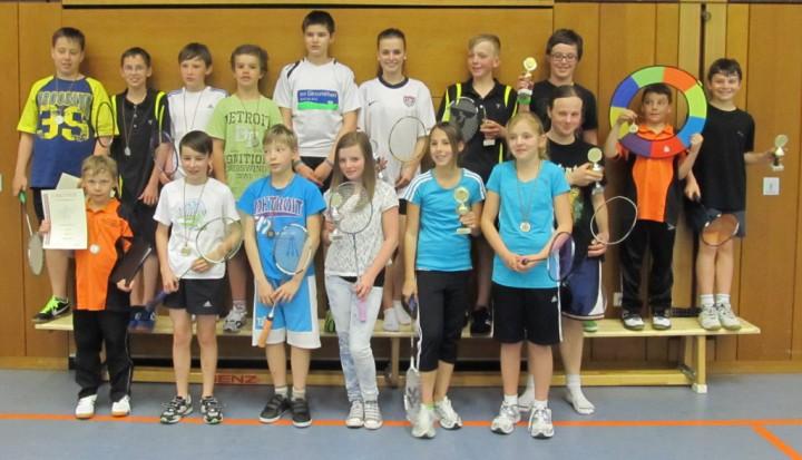 Dornstetter Badmintonturnier 2013 1