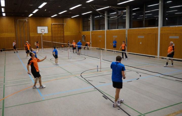 BC Winzeln II erfolgreich gegen den TV Zizenhausen 1