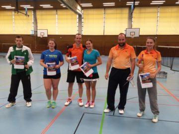 Sieger Mixed B - Metzingen